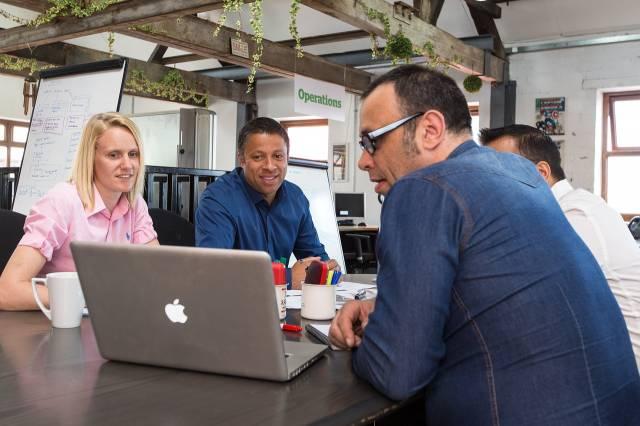 locaux flexible pour les startups