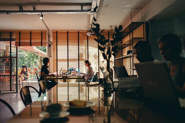 Les avantages du coworking